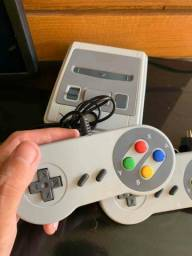 Vendo vídeo games nitendinho console ou Sup retrô 2 controles