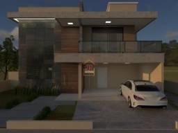 Título do anúncio: Nih* CA141 Casa alto padrão 4 dormitórios com escritura pública. Agende sua visita