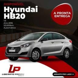 Título do anúncio: Hyundai HB20 Sedan