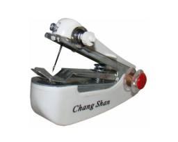 Título do anúncio: Mini Máquina de Costura Tecidos Portátil Manual_c402