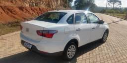 Fiat Grand Siena 21/21 completo Atractive 1.0 com IPVA 2021 pago zero Km