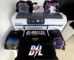 Impressora de Camisetas de Algodão