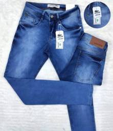 Título do anúncio: Calça jeans masculina Lacoste