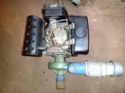 Título do anúncio: Motor de irrigação toyama 13.5hp a Diesel