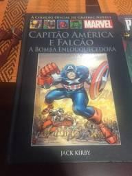 HQ Marvel edições limitadas