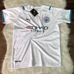 Título do anúncio: Camisa do Manchester city padrão Original