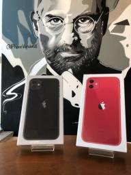 Título do anúncio: iPhone 11 - 64GB NOVO