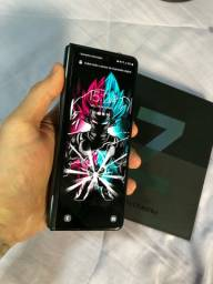Título do anúncio: Samsung z fold 3 512gb verde