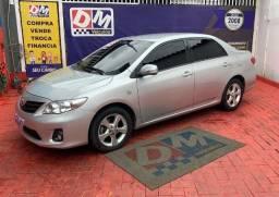 Título do anúncio: Toyota Corolla Sedan 2.0 Dual VVT-i XEI (aut)(flex) 2013