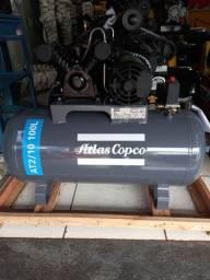 Compressor de Ar 10 pes Atlas Copco Mono