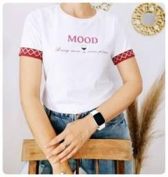 T-Shirt  Mood - Traga mais vinho por favor!