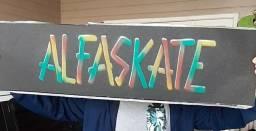Título do anúncio: Skate( lixa)