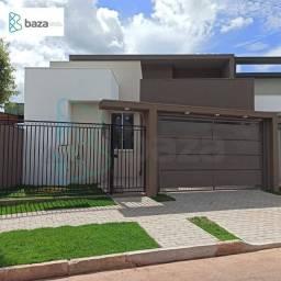 Casa com 3 dormitórios à venda, 130 m² por R$ 580.000,00 - Residencial Aquarela Brasil - S