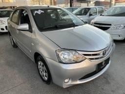 Título do anúncio: Toyota Etios sedan XS