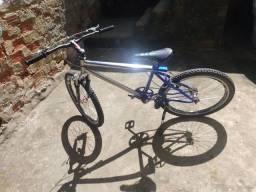 Bicicleta Aro 24 <br>Jante vmax com raios de inox
