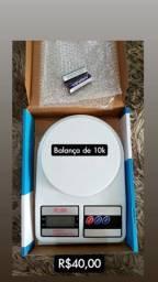 Balança Digital Precisão Cozinha 1g A 10kg Promoção- NOVA