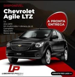 Título do anúncio:  Chevrolet Agile LTZ