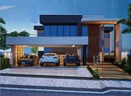 Casa com 3 dormitórios à venda, 348 m² por R$ 1.200.000,00 - Residencial Aquarela Brasil -