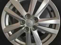 Vende-se 4 roda da asx 2013 aro 17