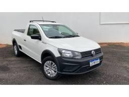 Título do anúncio: Volkswagen Saveiro 1.6 MSI ROBUST CS 8V FLEX 2P MANUAL