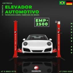 Título do anúncio: Novo I Elevador Automotivo 2500 Kg I Machine-Pro I Trifásico