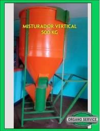 Título do anúncio: Misturador Vertical 500 KG -  novo - s/ motor
