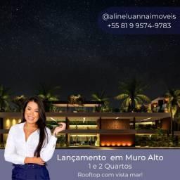 Título do anúncio: ¨¨Ültimas unidades disponiveis  - 1 e 2 quartos ¨¨ Padrão Pernambuco Construtora.