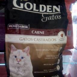 Ração Golden Gato castrado