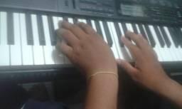 Aulas de teclado para iniciantes
