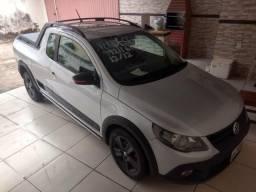 Saveiro Cross 2012/2012 ipva pago carro impecável - 2012