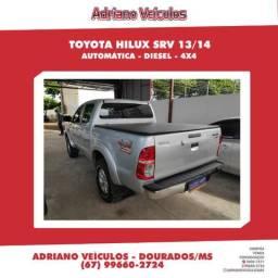 Toyota Hilux SRV 13/14 Automática Diesel 4x4 - 2014