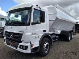 Atego truck 2426 - 2014
