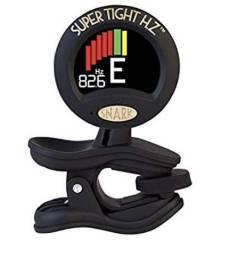 Afinador cromático Snark Super Tight HZ ST8-HZ o melhor do mercado