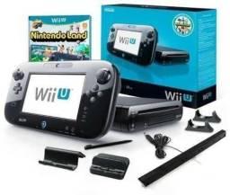 Nintendo Wii u Deluxe 3 jogos Memoria 3 Jogos Físicos