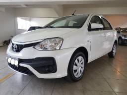 Etios Sedan XS 1.5 Automático 2018 - 2018