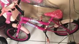 Bicicleta infantil c/ nota fiscal