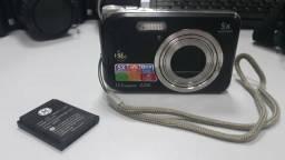 Câmera Digital 12.2 Megapixels J1250 5x Optical Zoom