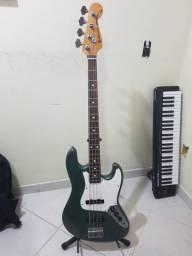 Baixo Giannini Stratosonic Jazz Bass Kit Fender