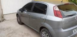 Fiat punto 2012/12 completo 1.4 doc ok com gaz - 2012