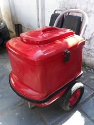 Carroça de Sorvete/carrinho térmico