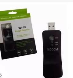 Repetidor Wi-fi Pix-link Extensor Wifi Para Tv 300m