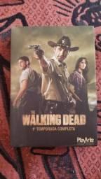 DVD The Walking Dead - temporada 1