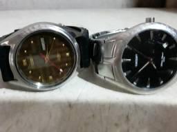 2 Relógios por 200