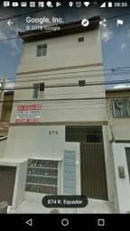 Apto rua equador n 874 1 e 2 quartos