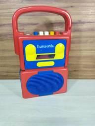 Rádio infantil FunSonic