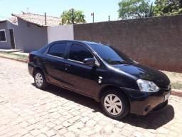Etios sedan vendo ágio - 2014
