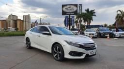 Honda Civic Touring Cvt 2017 Gasolina - 2017