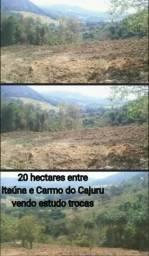 Vendo ou troco maravilhoso terreno fazenda próximo a Belo Horizonte 200.000 m²