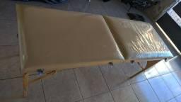 Maca portátil para estética e massoterapia (usada)