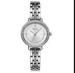 Relógio feminino importado Kimio